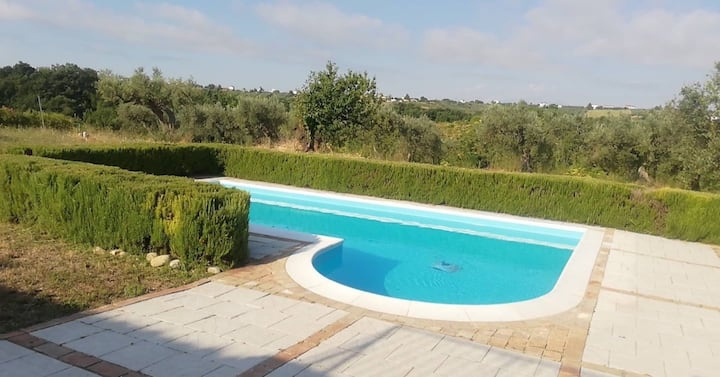 Beautiful Rural Italian Farmhouse with pool