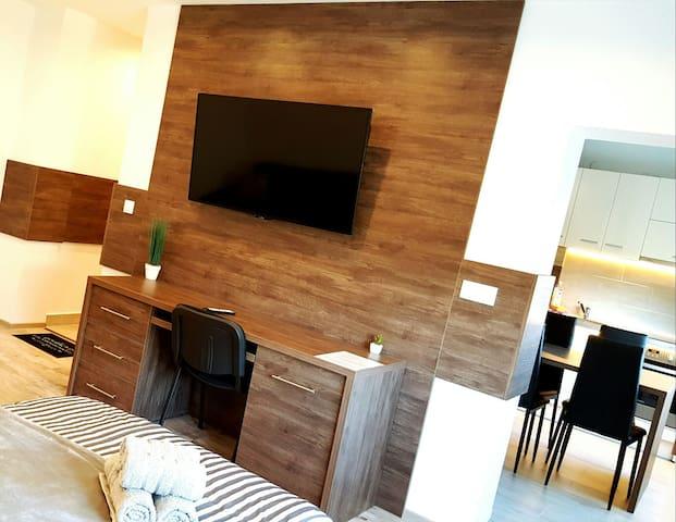 """""""Comfort Zone"""" a modern, kényelmes apartman lakás"""