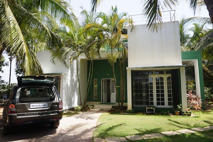 Studio Supari - A coastal Villa in Alibaug!