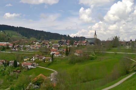 Bien situé  proche du centre ville - Oberstaufen