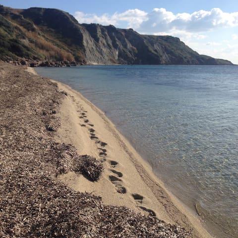 casa sul mare nella riserva marina - Crotone - Casa