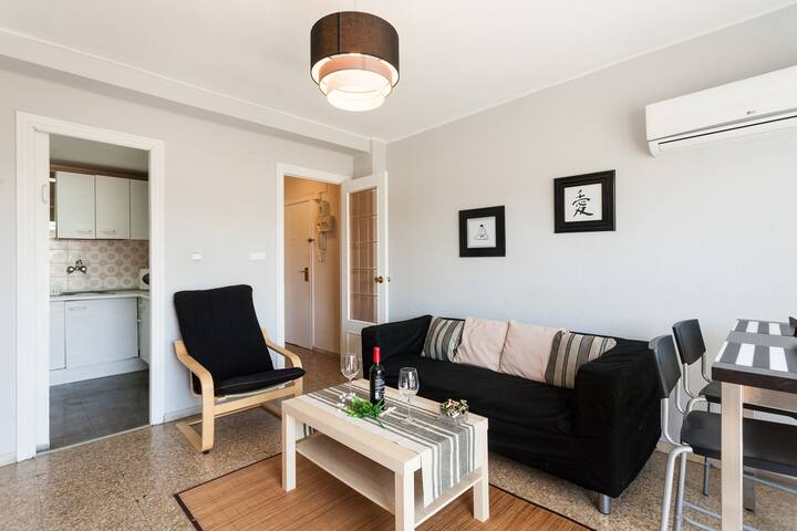 Se alquila piso cerca de la playa - València - House