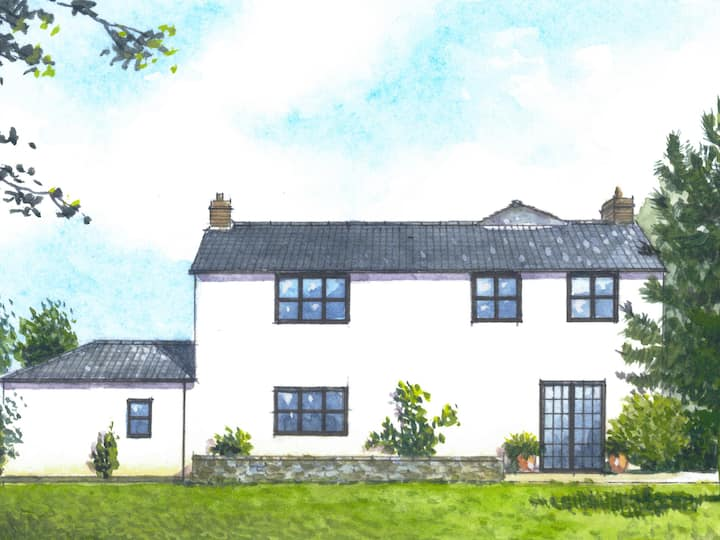 North Gulham Farmhouse (W44167)