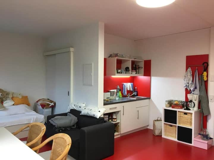 Near to train station, cozy Apartment