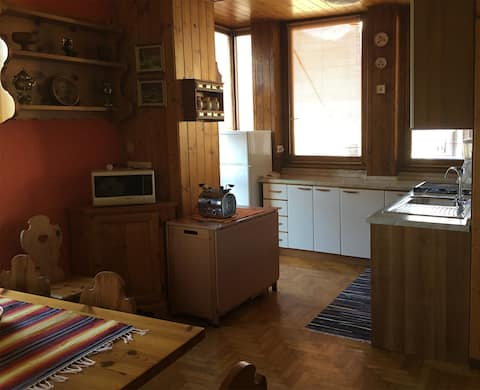 Ca'Tampèl: appartamento vacanza a Stazzona