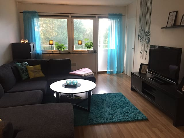 Fully equipped appartment for 1-4 p - Kungälv - Daire