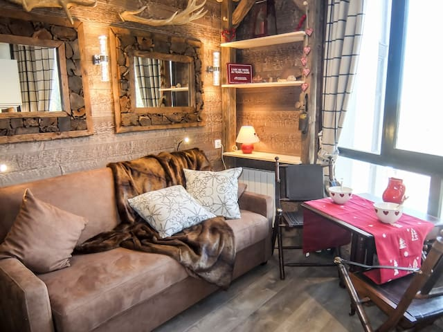 Holiday apartment Caron in Les Menuires