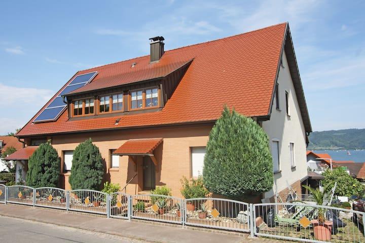 Gemütliche Wohnung mit schöner Seesicht - Bodman-Ludwigshafen
