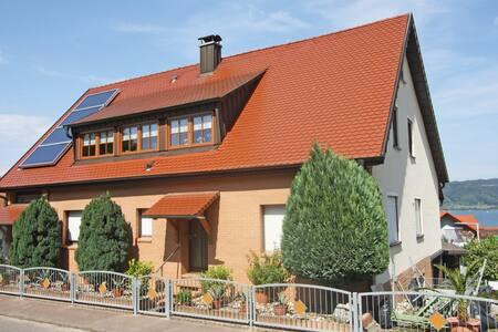 Gemütliche Wohnung mit schöner Seesicht - Bodman-Ludwigshafen - Daire