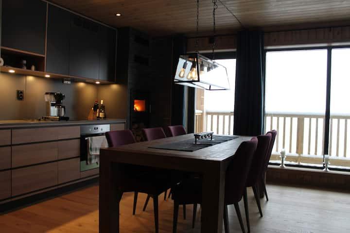 Ny leilighet på Sjusjøen leies ut.