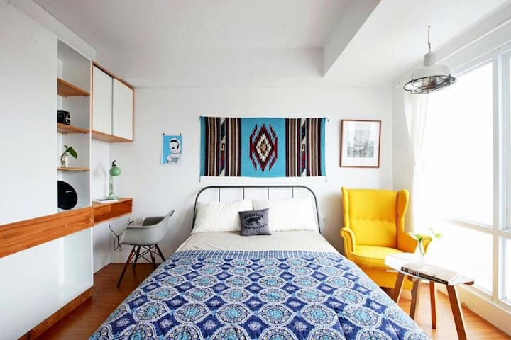 Apartemen Bintang Lima  diatas hotel grand mercure