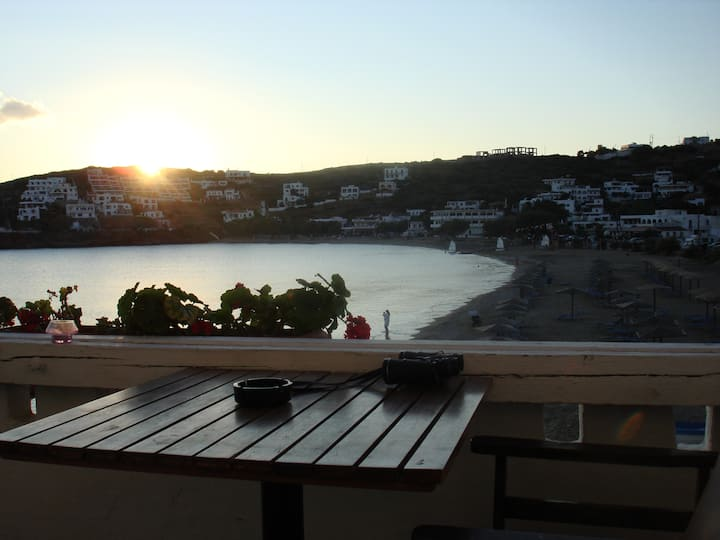 Spacious & Cosy Apartment nearby Batsi Beach