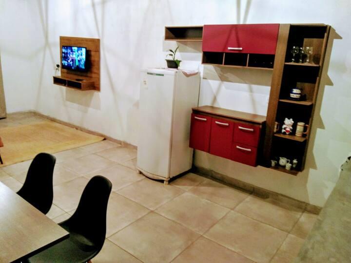 Casa Meu Refúgio - Gonçalves MG