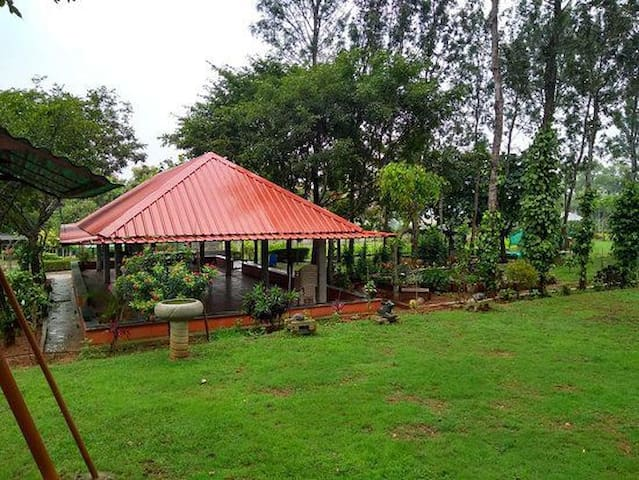 The Hidden Nest Resort Nature/Farm Stay