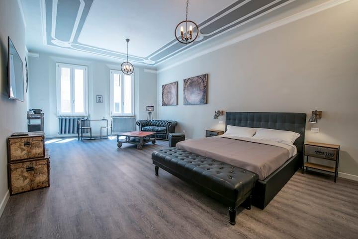Steam House - Room & Breakfast - Loft Victoria