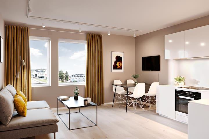 Tromsø top centre luxury apartments ap 1