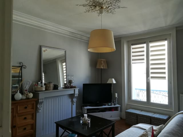 Joli appartement Cherbourgeois