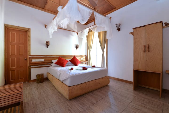 BAANI Midhili (Rm 2 of 6)  full board & excursions