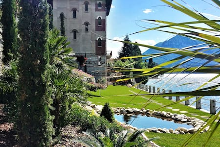 "Villa Marina - Como Lake - stanza ""Varenna"" - Bellano - Bed & Breakfast"