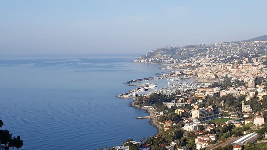 Casa Montecalvo Poggio di Sanremo - Sanremo - Apartemen