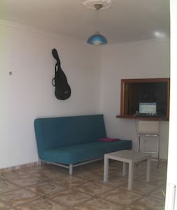 Double room, sea 10mn walk, swimming pool, wifi - Tabaiba - Apartment