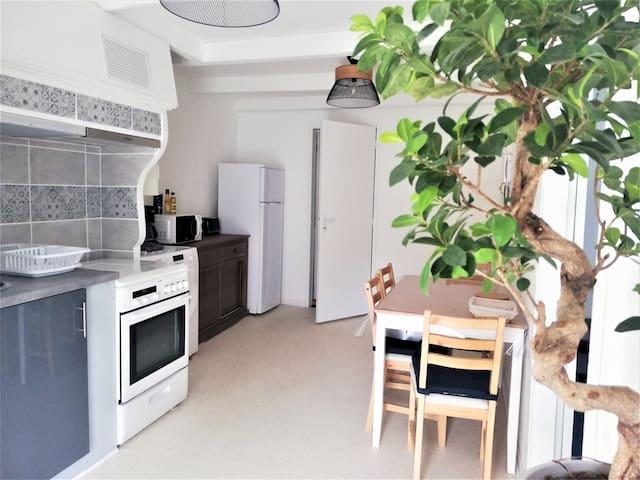 Appartement  calme et douillet en centre ville