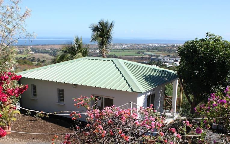 """""""Casanou"""" est un bungalow de standing"""