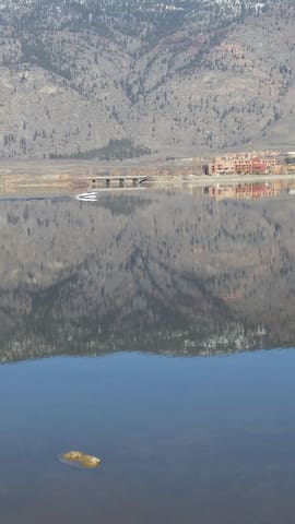 lakefront home - Osoyoos - บ้าน