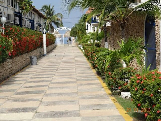 Apartment in front of the sea - Coveñas - Huoneisto