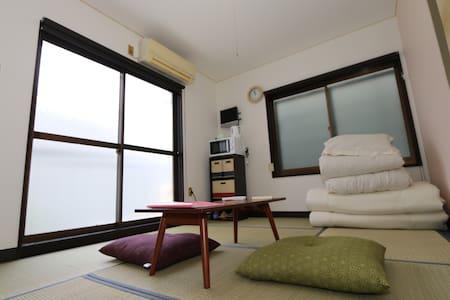 Old Style of Kyoto/京都/교토/Chushojima Station#2/T303 - Apartment
