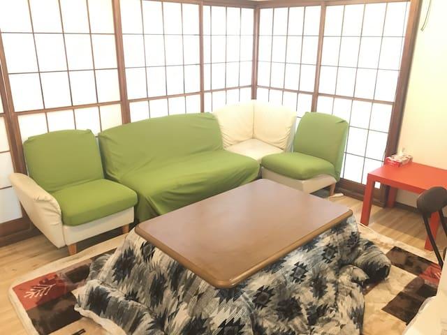 Japanese Style House in Tateishi Tokyo