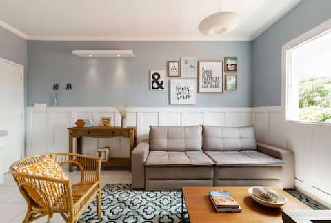 ApartamentoPronto - Design Beach House (Azul)