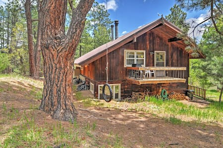 Peaceful 3BR Pendaries Mtn Cabin  - Zomerhuis/Cottage