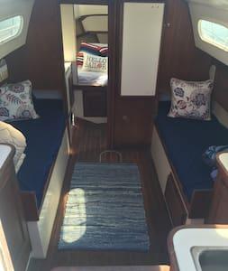 Sail Boat in the Hamptons: Sleeps 3 - Sag Harbor - Boat