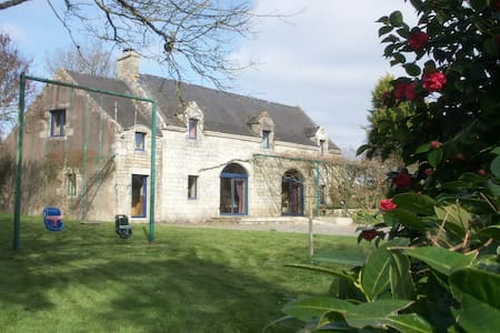 La Maison du Haut - Pluméliau