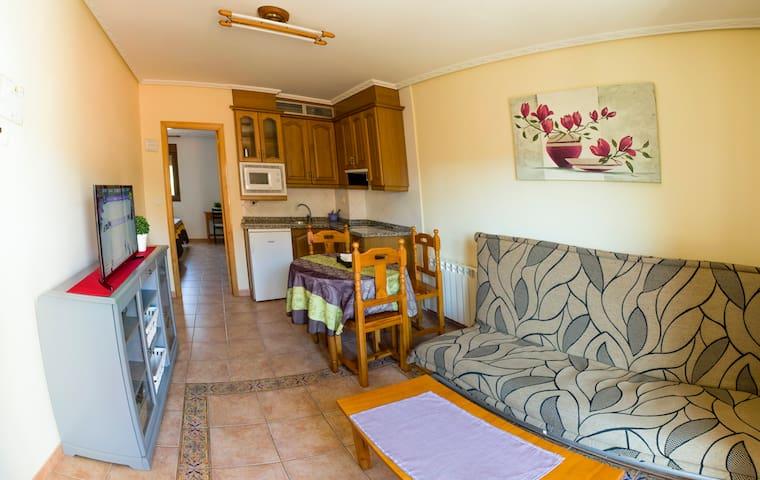 Apartamento 2/3 plazas en Las Hurdes - Cáceres
