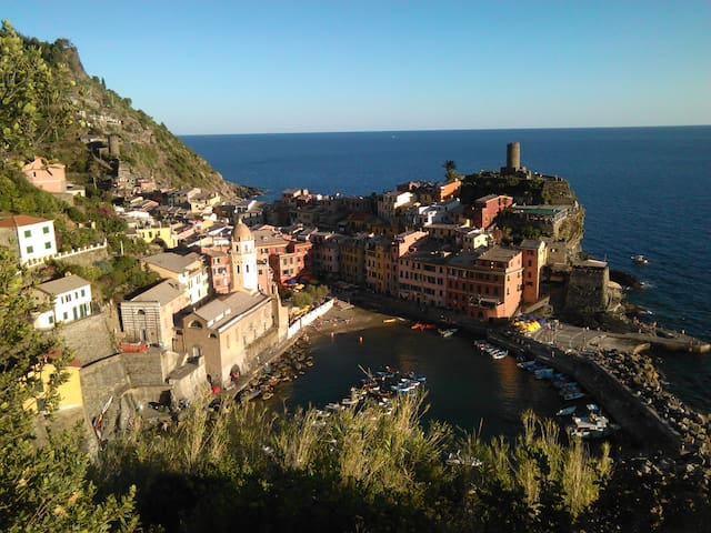 Emilio Rooms 2 - Center of Vernazza Cinque Terre