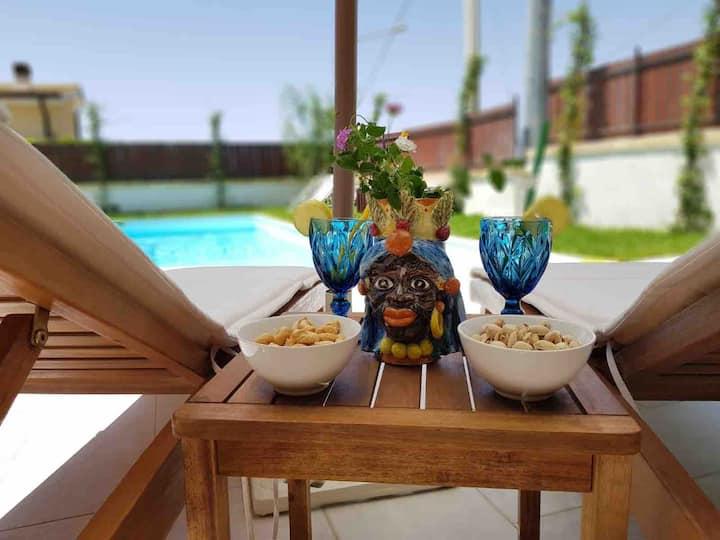 Casa Vacanze con piscina - Noto