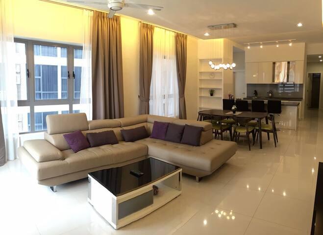 Kuala Lumpur City Center Urban Residence 3bedroom - Kuala Lumpur