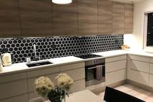 Newly renovated kitchen 2017