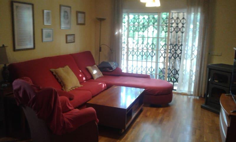 Casa huerta Albatalía