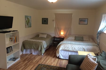 Comfortable East Side Private Room - Anchorage - Talo