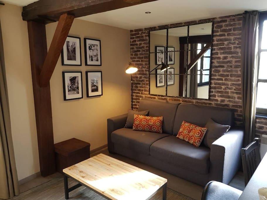 Charmant appartement centre historique d 39 honfleur - Charmant apprtement masthuggslidengoteborg ...