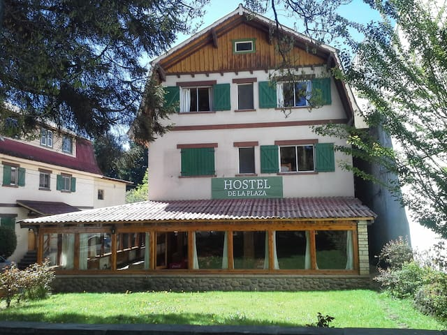 habitacion compartida, 4 camas - San Carlos de Bariloche