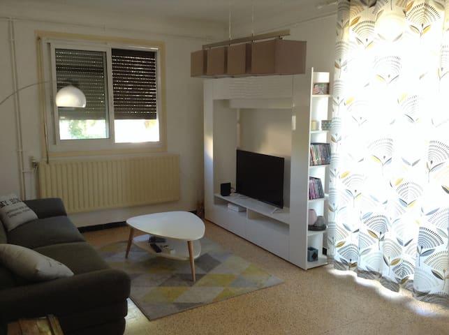 Appartement f3 lumineux (5 places) - Perpignan - Condo