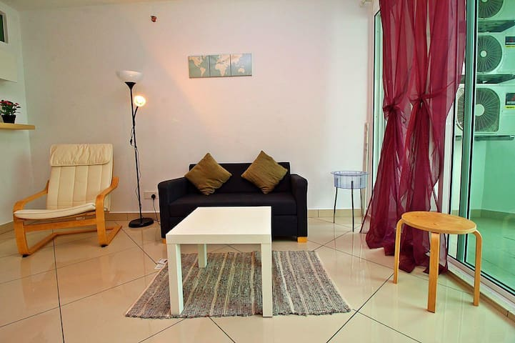 2 Rooms Seaview Suite With 1 Bathroom Type C - George Town - Apartment