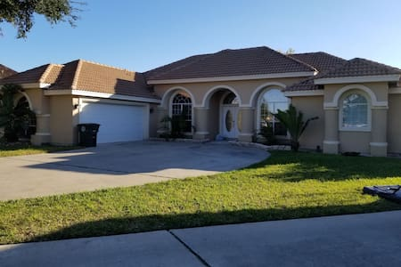 Big & Spacious 4BR House McAllen Texas, with Pool
