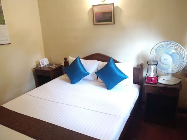 Alfred Colonial Bungalow Double Room