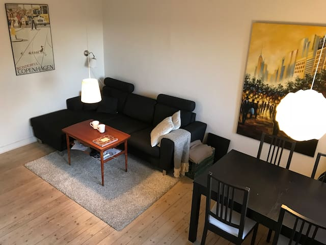 Lovely 2room apartment in a great neighbourhood