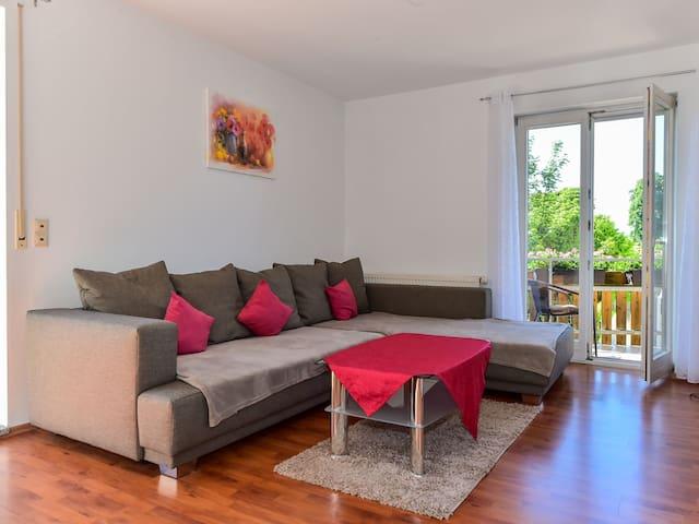 Ferienwohnungen Meyer, (Lindau am Bodensee), Ferienwohnung 01, 50 qm, 1 Schlafzimmer, max. 2 Personen